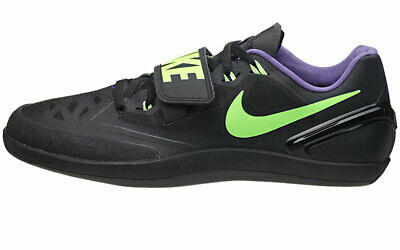 4ebf81e184fe NIKE ZOOM ROTATIONAL 6 SHOTPUT DISCUS THROW SHOES BLACK 685131-035 Sz 11.5  NEW