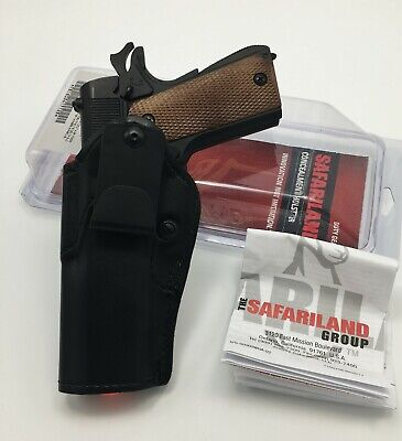 eb22b7fdc7b8 Safariland 27 IWB Suede Lined Adjustable Cant Holster 1911 FULL SIZE - Left  Hand