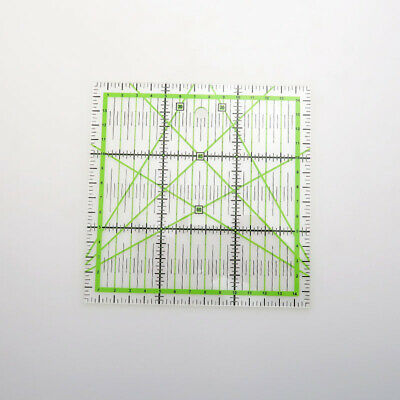 Acrylic Quilting Ruler Tailor Patchwork Premium Square Craft Sewing Supplies