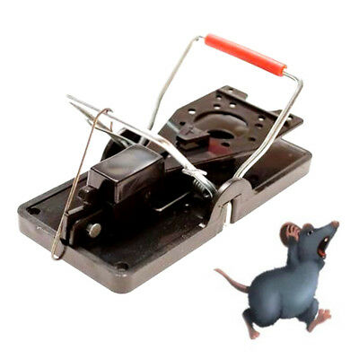 1Pc Easy Set Reusable Snap Mouse Rat Trap Catching Catcher Mice Mouse Trap