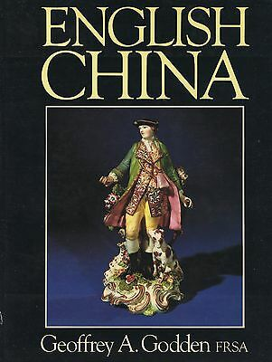 Antique English China - Makers Marks Types 500+ Photos / In-Depth Book