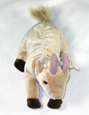 TY BEANIE BABY GOATEE The Goat Plush Stuffed Animal NWT 11 4 1998 ... 8cce80c908bc