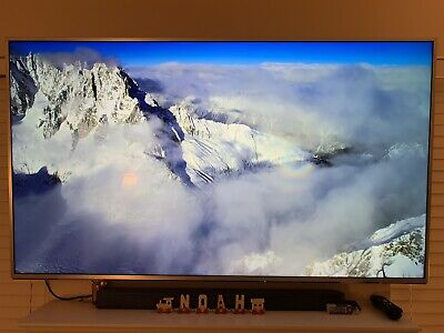 PANASONIC TX-65EX700B ULTRA HD 4k 65inch Tv With Sound Bar And Subwoofer