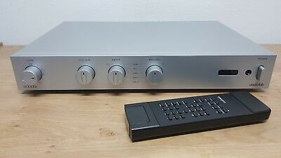 Audiolab 8000Q Silver High-End 2-Channel Pre-Amplifier *TOP CONDITION*