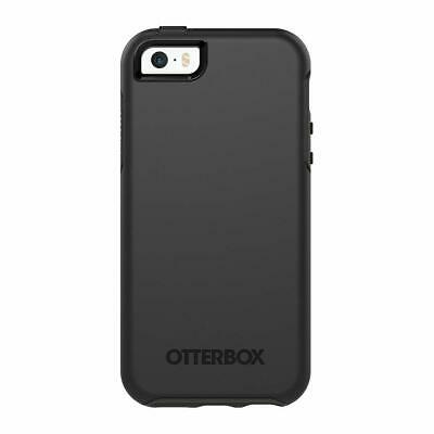 New Inbox OtterBox SYMMETRY SERIES Case for iPhone 5/5s/SE - BLACK OEM