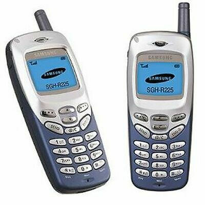 1x SAMSUNG SGH-R225m ROGERS WIRELESS CHATR FIDO CELL PHONE CELLULAR UNLOCKED GSM
