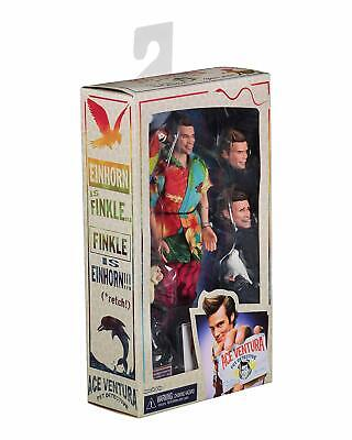 Neca Ace Ventura Pet Detective Clothed Action Figure In Stock!