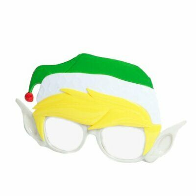 Sun-Staches Party Costumes Frog Toys Sunglasses SG2084