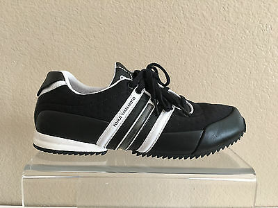 buy popular a8280 2f34f Unisex Y-3 Yohji Yamamoto x adidas Black White Sprint   US 5.5