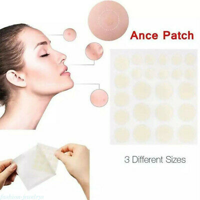 Hydrocolloid Acne Skin Tags Remover Pads Patch Pimple Facial Skin Care Treatment