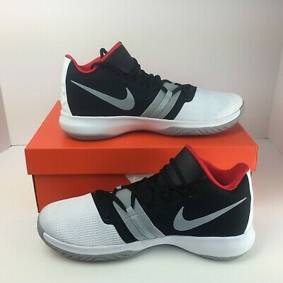 5222aae09de8 NIKE KYRIE FLYTRAP AA7071-102 White Gray Red Black Basketball Shoes Men  Irving -  99.00