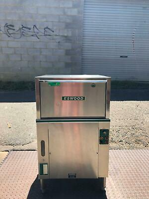 Eswood Glass Washer Commercial Cleaning Cafe Bar Restaurant Equipment