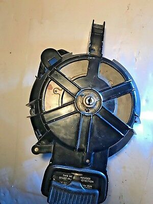 1981 MERCURY 7.5 hp OUTBOARD MOTOR PULL START ASSEMBLY 79596 74345 MARINER MERC