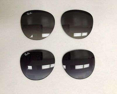 2ca808fb6d Authentic Rayban (RB 4285) Lenses (2pairs) Grey Gradient   Blue Grey