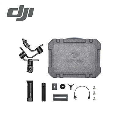 Genuine DJI Ronin-S Essentials Kit 3-Axis Camera Gimbal Stabilizer 3.6kg Payload