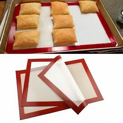3085 Durable Food-Grade Mat Silicone Mat Silicone Baking Mat 30x21cm