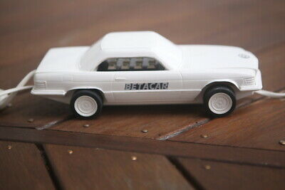 Betacar Telephone Mercedes Telecom connection White push button phone corded