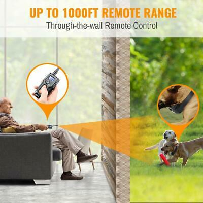 Petrainer PET916 100%  Waterproof Dog Remote Training with Beep and Shock Collar