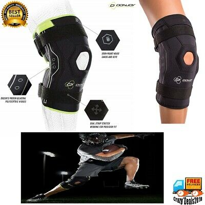 7505a6a13a DonJoy Performance Bionic Knee instability Support Brace sports medicine  comfort