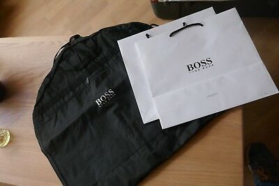 76550bee HUGO BOSS SUIT bag Carrier Brand New Perfect Cheapest on ebay ...