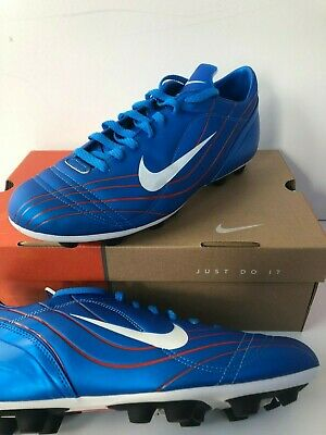 5c1710cfd Nike Men's Pace Vapor VT Retro Football Boots - Various Sizes - Blue - New