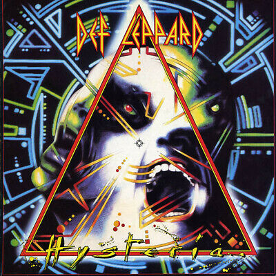 Def Leppard - Hysteria - CD - Brand NEW and SEALED