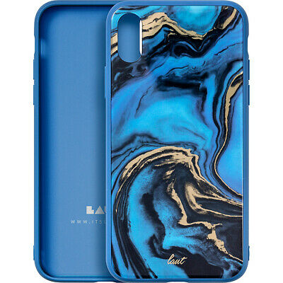 8d627c814e LAUT MINERAL GLASS for iPhone XS Max 4 Colors Electronic Case NEW ...