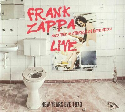 ZAPPA, Frank/THE MOTHERS OF INVENTION - Live: New Years Eve 1973 - CD