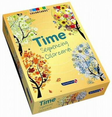 Time Sequencing: Colorcards (Colorcards) by Speechmark.