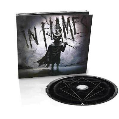 IN FLAMES I, THE MASK LIMITED DIGIPACK EDITION CD with BONUS TRACK (01/03/2019)