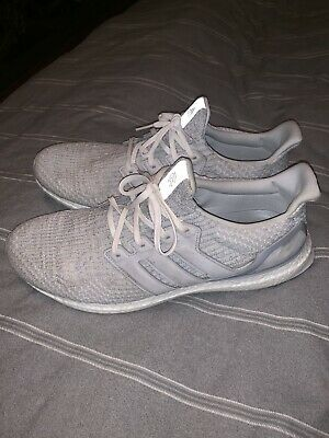 c0573ff79d219 Adidas Ultraboost 3.0 Reigning Champ Collab Size 13 Used W out Box Grey