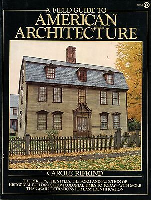 American Architecture - Periods Styles Form Function (450 Illustrations) / Book