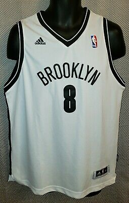 ... Pierce Limited Edition S M L XL XXL.  34.99 Buy It Now 14h 4m. See  Details. Brooklyn Nets Deron Williams White Stitched Adidas Jersey EUC -  Youth XL ... b865ee851