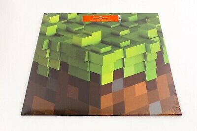 C418 - Minecraft Volume Alpha Vinyl LP (Green Colored, Non Lenticular) NEW