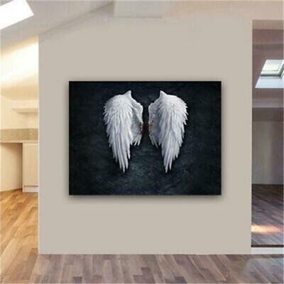 1PC Angel Wing Beauty Painting HD Print on Canvas Home Decor Wall Picture DD