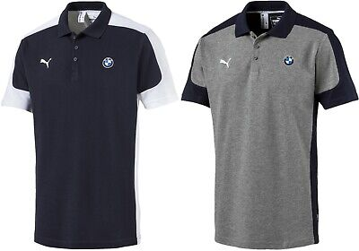 Puma® BMW MSP Motorsport Herren Men Piqué Poloshirt Shirt powered by ///M Power