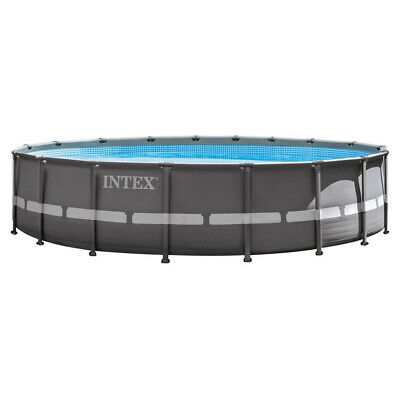 Intex 18′ x 48″ Ultra Frame Above Ground Pool