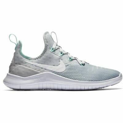 NIKE FREE TR 8 Womens White 942888 003 Mesh Athletic Training Shoes ... 3d86cf0af