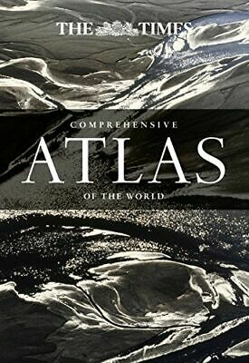 Times Comprehensive Atlas Of The World Times Atlases