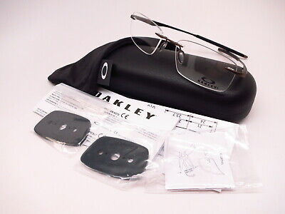 b0d6b17d7b OAKLEY WINGFOLD EVR OX5118-0153 Satin Pewter Eyeglasses 53mm ...