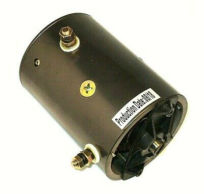 NEW Snow Plow Motor for Meyers SOLENOID 56134 56134K SNP5342 12-Volt REMOTE