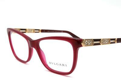 516c282b51d BVLGARI GOLD EYEGLASSES BV 2031 B 101 51 mm Italy Tortoise fashion ...