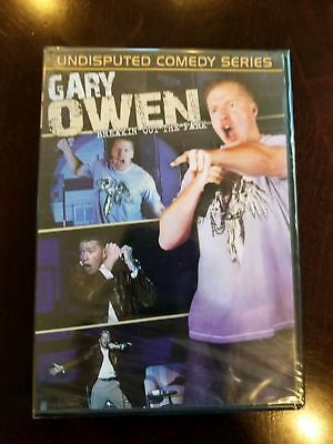 Breakin Out of the Park - Gary Owen (DVD, 2008) NEW RARE