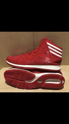 cdd91c803c11 BRAND NEW MEN S Adidas Crazy Shadow Basketball Shoes sz 8.5 US Red ...