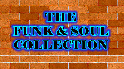 Funk & Soul Music Videos Collection Vol 1 (3 DVD's) 69 Music Videos