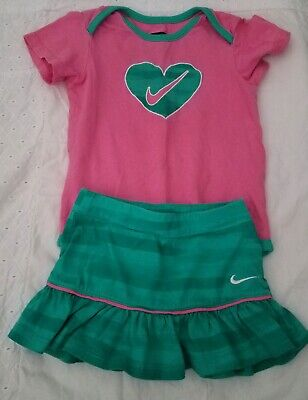 24432bb5a1 NIKE TODDLER GIRL Outfit Size 2T - $9.99 | PicClick