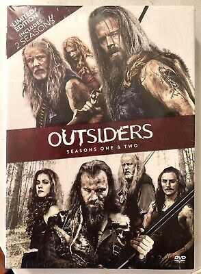 The Outsiders Season 1 & 2 Limited Edition DVD Set (moonshiners)