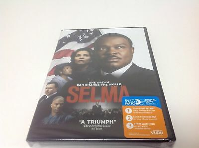 Selma (DVD, 2015) NEW David Oyelowo, Tom Wilkinson, Cuba Gooding