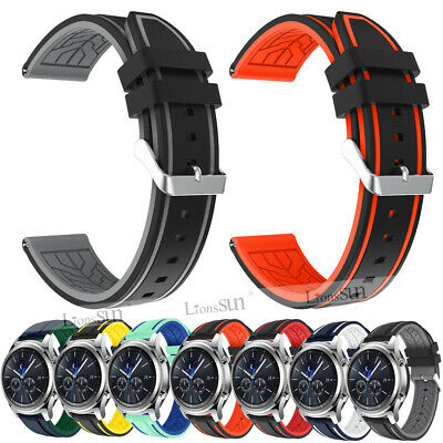 Replacement Silicone Sport Band Strap For Xiaomi HuaMi Amazfit 2 2s Stratos Pace