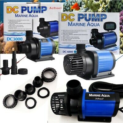 Jebao Compact Super Eco Energy Saving Submersible Fresh Water Pond Pump 6 Styles